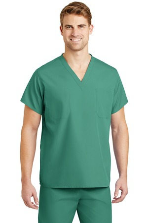 CornerStone  Reversible VNeck Scrub Top.  CS501