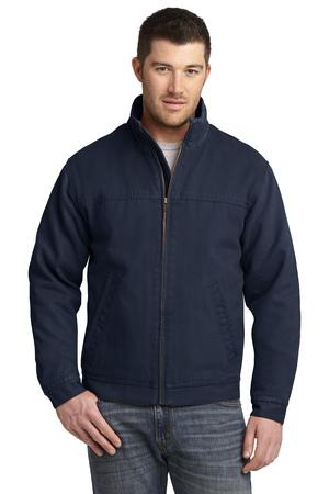 CornerStone Washed Duck Cloth FlannelLined Work Jacket. CSJ40