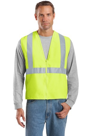 CornerStone  ANSI 107 Class 2 Safety Vest.  CSV400