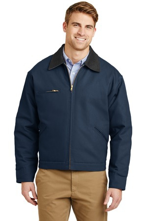 CornerStone  Duck Cloth Work Jacket.  J763