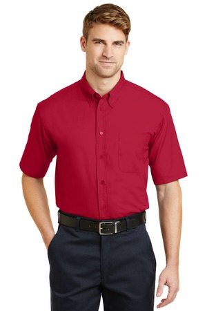 CornerStone  Short Sleeve SuperPro Twill Shirt. SP18