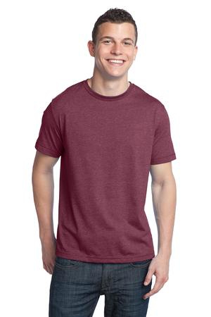 District  Young Mens TriBlend Crewneck Tee. DT142