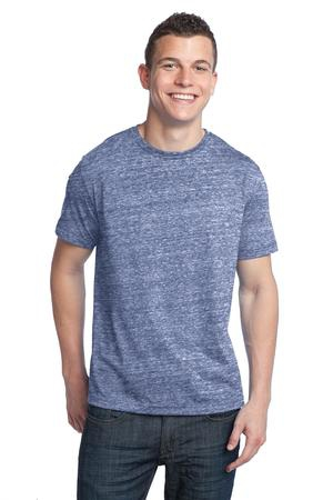 District  Young Mens TriBlend Crew Neck Tee. DT142