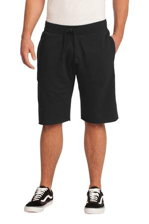 District  Young Mens Core Fleece Short. DT195