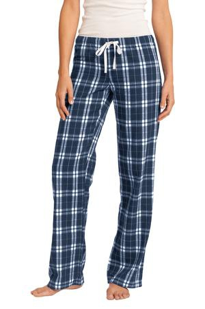 District  Juniors Flannel Plaid Pant. DT2800