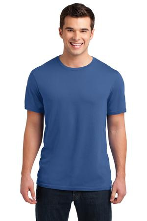 District Young Mens Soft Wash Crew Tee. DT4000