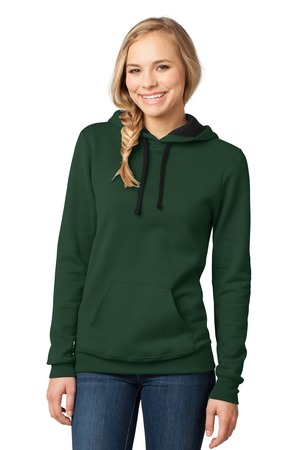 District  Juniors The Concert Fleece Hoodie. DT811