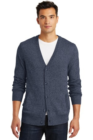 District Made  Mens Cardigan Sweater. DM315
