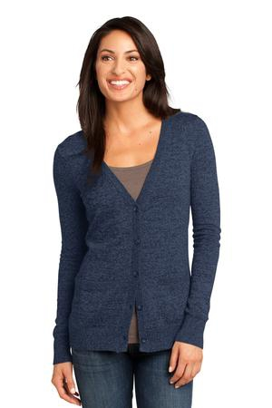 District Made  Ladies Cardigan Sweater. DM415