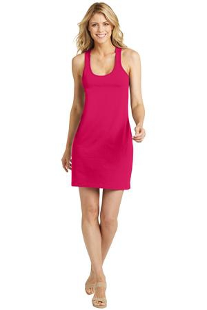 District Made Ladies 60/40 Racerback Dress. DM423