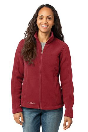 Eddie Bauer  Ladies FullZip Fleece Jacket. EB201