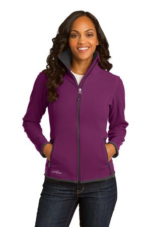 Eddie Bauer Ladies FullZip Vertical Fleece Jacket. EB223