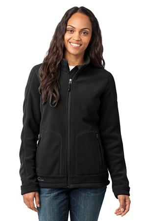 Eddie Bauer  Ladies WindResistant FullZip Fleece Jacket. EB231