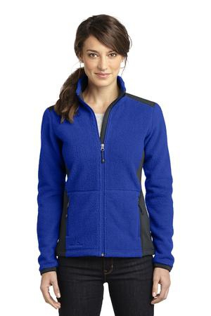 Eddie Bauer Ladies FullZip Sherpa Fleece Jacket. EB233