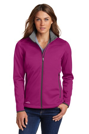 Eddie Bauer Ladies WeatherResist Soft Shell Jacket. EB539