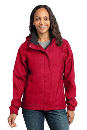 Eddie Bauer  Ladies Rain Jacket. EB551