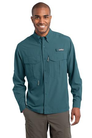 Eddie Bauer  Long Sleeve Performance Fishing Shirt. EB600