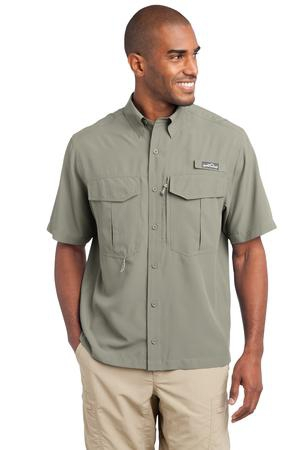 Eddie Bauer  Short Sleeve Performance Fishing Shirt. EB602