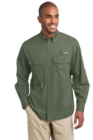 Eddie Bauer  Long Sleeve Fishing Shirt. EB606