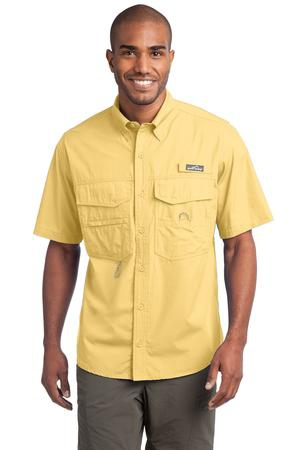 Eddie Bauer  Short Sleeve Fishing Shirt. EB608