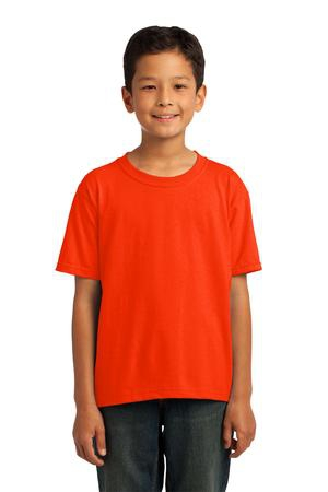 Fruit of the Loom Youth HD Cotton 100% Cotton TShirt. 3930B