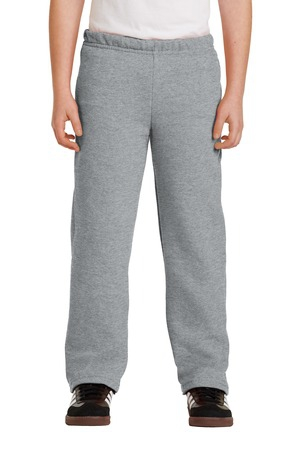Gildan Youth Heavy Blend Open Bottom Sweatpant. 18400B