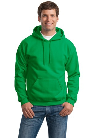 Gildan  Heavy Blend Hooded Sweatshirt.  18500