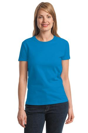 Gildan  Ladies Ultra Cotton 100% Cotton TShirt. 2000L