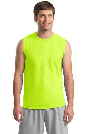 Gildan  Ultra Cotton Sleeveless TShirt.  2700