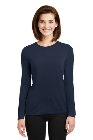 Gildan Ladies Gildan Performance Long Sleeve TShirt. 42400L