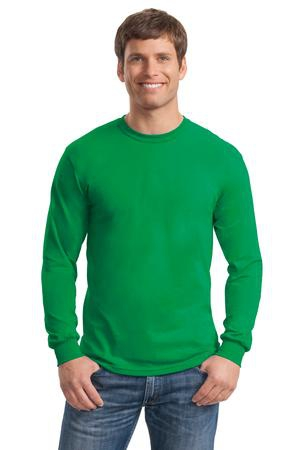 Gildan  Heavy Cotton 100% Cotton Long Sleeve TShirt.  5400
