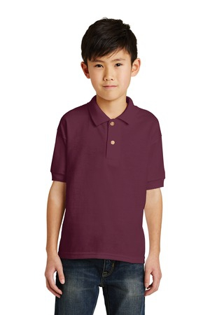 Gildan Youth DryBlend 5.6Ounce Jersey Knit Sport Shirt. 8800B