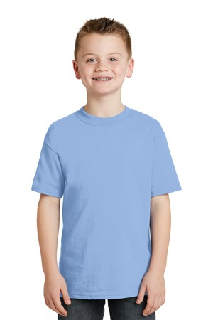 Hanes    Youth BeefyT 100% Cotton TShirt.  5380