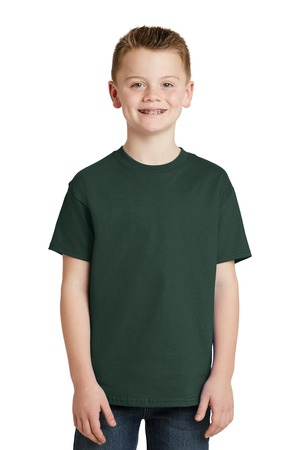 Hanes  Youth Tagless 100%  Cotton TShirt.  5450