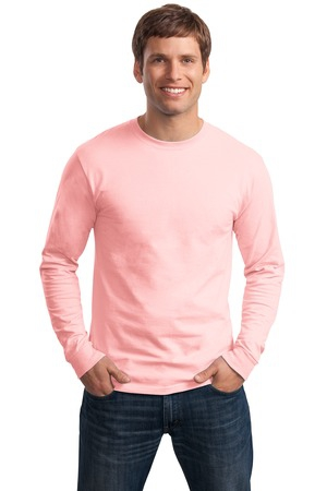 Hanes  Tagless 100% Cotton Long Sleeve TShirt.  5586