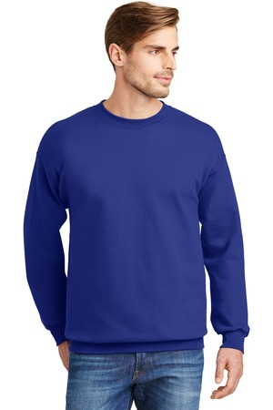 Hanes Ultimate Cotton  Crewneck Sweatshirt.  F260