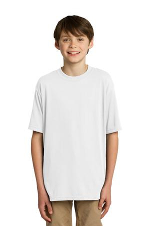 JERZEES Youth Sport 100% Polyester TShirt. 21B