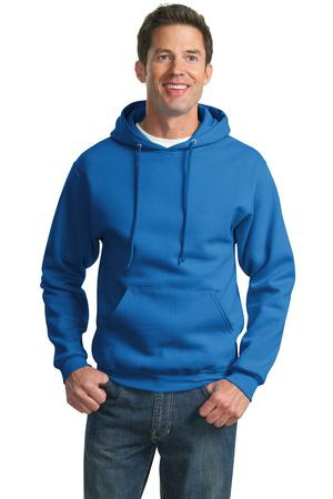 JERZEES SUPER SWEATS  Pullover Hooded Sweatshirt.  4997M
