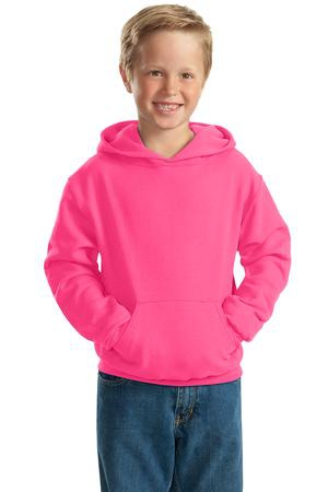 JERZEES  Youth NuBlend Pullover Hooded Sweatshirt.  996Y