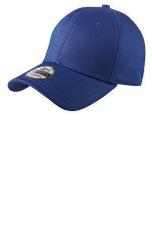 New Era  Structured Stretch Cotton Cap.  NE1000