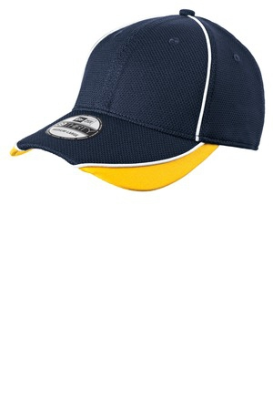 New Era  Contrast Piped BP Performance Cap. NE1050