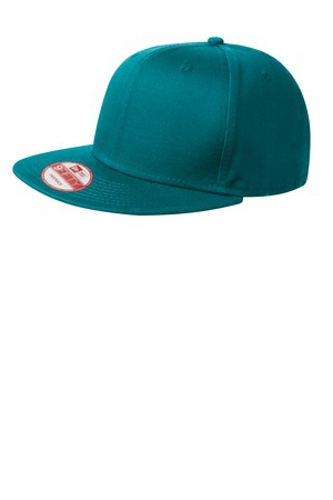 New Era  Flat Bill Snapback Cap. NE400
