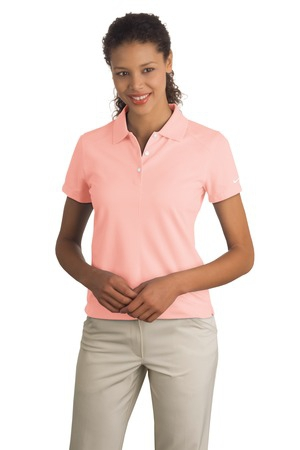 Nike Golf  Ladies DriFIT Pique II Polo. 244613