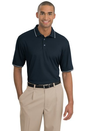 Nike Golf   DriFIT Classic Tipped Polo.  319966
