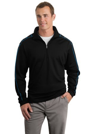 Nike Golf  DriFIT 1/2Zip CoverUp. 354060