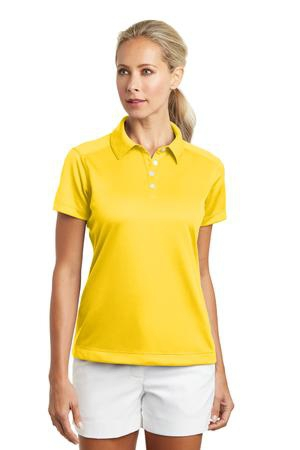 Nike Golf  Ladies DriFIT Pebble Texture Polo. 354064