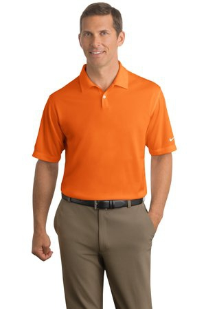Nike Golf  DriFIT Pebble Texture Polo. 373749