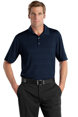 Nike Golf  Elite Series DriFIT Heather Fine Line Bonded Polo. 429438