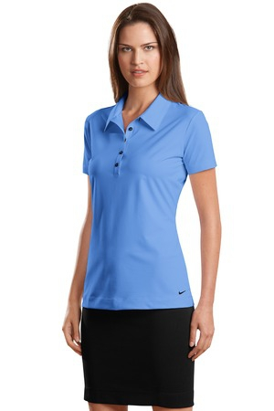 Nike Golf  Elite Series Ladies DriFIT Ottoman Bonded Polo. 429461
