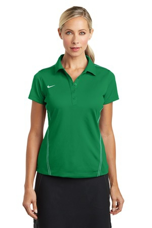Nike Golf Ladies DriFIT Sport Swoosh Pique Polo. 452885